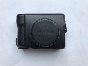 Fuji X100F Leather Case for Sale in Dallas, TX