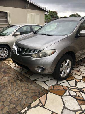Nissan Murano (2009) for Sale in Miami Gardens, FL