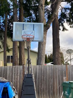Basketball Hoop for Sale in Shoreline,  WA