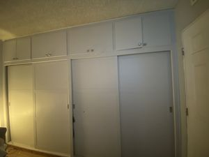 Wood closet doors for Sale in Fontana, CA