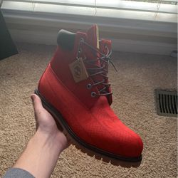 Size 12 Timberland boots for Sale in Woodstock,  GA