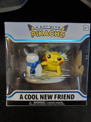 """FUNKO: PIKACHU """"A COOL NEW FRIEND"""" (POKEMON CENTER EXCL) for Sale in Blue Bell, PA"""