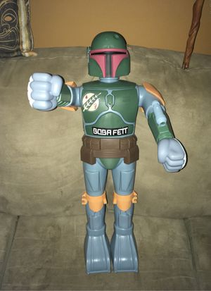 Boba Fett Action Figure for Sale in Huntington Beach, CA
