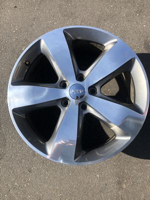 Jeep Wheels 20x8 for Sale in Long Beach, CA
