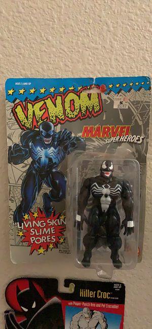Venom toy biz action figure for Sale in Fresno, CA