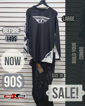 Motorcycle gear combo Fly for Sale in SUNNY ISL BCH, FL