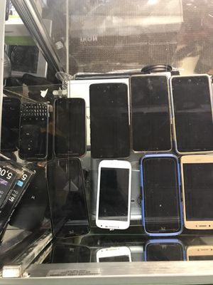 "PHONES "" IPHONE "" LG "" ZTE "" SAMSUNG "" MOTO !!! GREAT PRICES AND PERFECT CONDITIONS!! NEGOTIABLE! for Sale in Baltimore, MD"