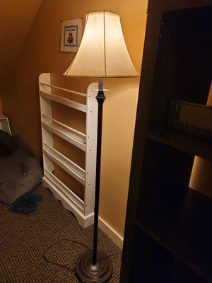 2 floor lamps, 4 feet tall for Sale in Bellevue, WA
