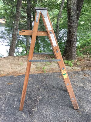 Industrail 6' step ladder for Sale in Winchendon, MA