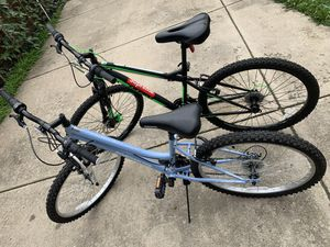"""Mountain Bikes Size24"""" and Size26"""" for Sale in Chicago, IL"""