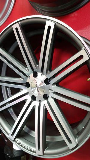 20in vossen wheels on sale rim n tires for Sale in Houston, TX
