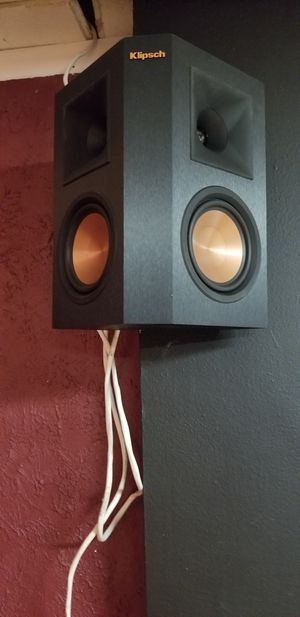 Pair of Klipsch RP250s surround speakers- $450 for Sale in Lawrenceville, GA