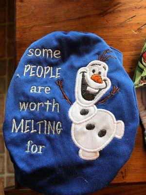 Frozen Ella Bella Bum pocket cloth diaper for Sale in Montesano, WA