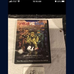 Red Vs Blue DVD for Sale in Fort Lauderdale, FL