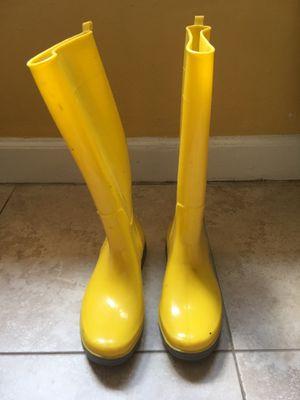 West Marine rain boots women's size 8 for Sale in Miami, FL