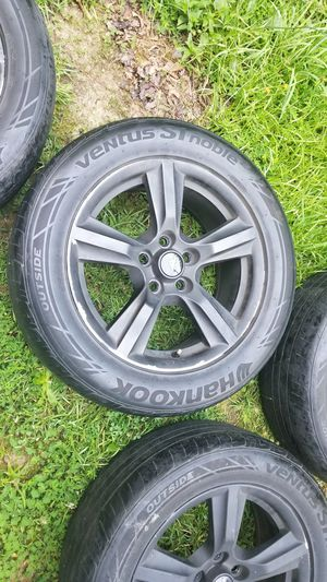 """Ford mustang 17"""" Rims for Sale in Buford, GA"""