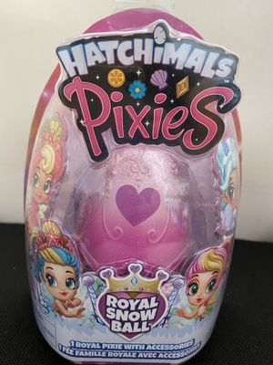 Brand New! Pixies Hatchimals Royal Snow Balls for Sale in Garden Grove, CA