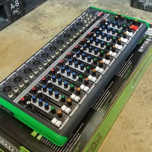 Pro Bass 16 channel mixer, with USB, and bluetooth. Brand new for speaker and microphone. Nationwide. for Sale in Doral, FL
