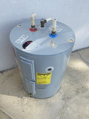 Water Heater electrical box included for Sale in Alafaya, FL