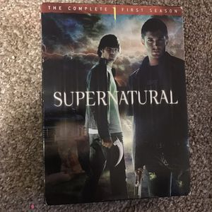 Supernatural Season 1 DVDs for Sale in Federal Way, WA