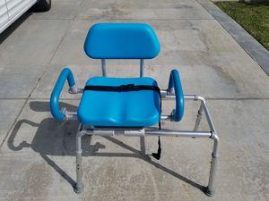 Plantinum health bathing elderly chair RETAIL $300 for Sale in La Verne, CA