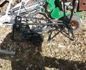 Mini bike frame and motor for Sale in North Royalton, OH