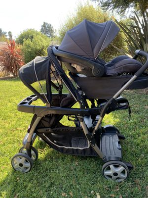 Graco ready to grow LX stroller sit and stand model for Sale in Livermore, CA