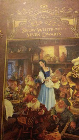 Snow White & The 7 Dwarfs Puzzle $ 10.00 for Sale in Phoenix, AZ