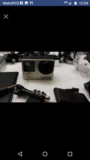 GoPro hero 4 for Sale in Wichita, KS