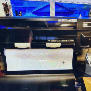 Free Come Get It. Hp1050C Large Printer. Needs Print Head for Sale in Puyallup, WA