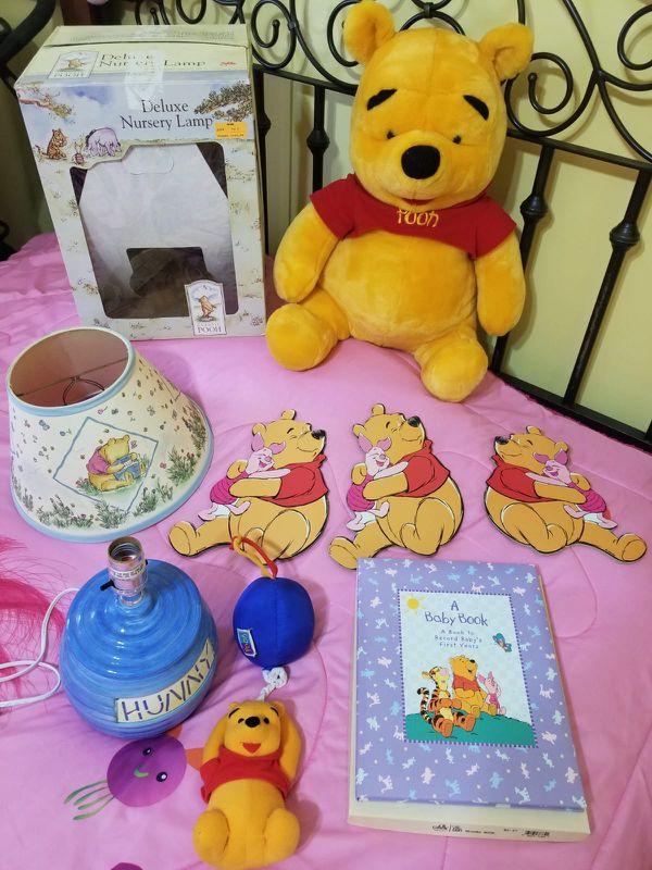 Lamp Pooh