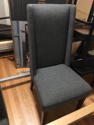 West Elm Dining Chairs (2 chairs) for Sale in Seattle, WA