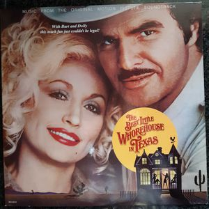BEST LITTLE WHOREHOUSE SOUNDTRACK LP for Sale in Bowie, MD