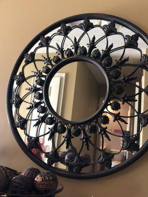 Decorative wall mirror for Sale in Herndon, VA