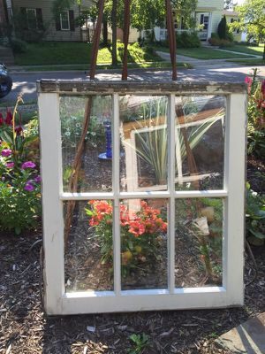 """Rare shape antique window with """"tall"""" glass panes. $25 for Sale in Columbus, OH"""
