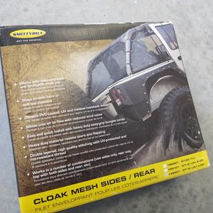 Side And Rear Mesh Sunshade For Jeep JKU for Sale in Holiday, FL