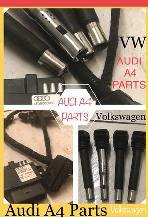 Vw & Audi A4 2.0 Turbo Parts - Volkswagen — Audi — fuel pump control module — Ignition coil coils — OEM — original for Sale in Las Vegas, NV