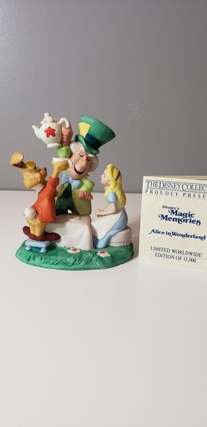 Disney's magic memories Alice in wonderland for Sale in La Grange, IL