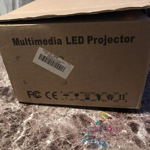 Multimedia led projector for Sale in New York, NY