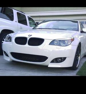 BMW E60 M5 Style Front Bumper for Sale in Bloomington, CA