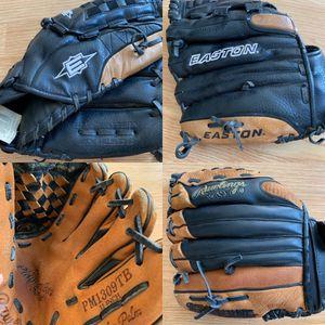 Two baseball gloves for Sale in Irvine, CA