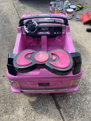 Hello kitty 12v Free for Sale in Houston, TX