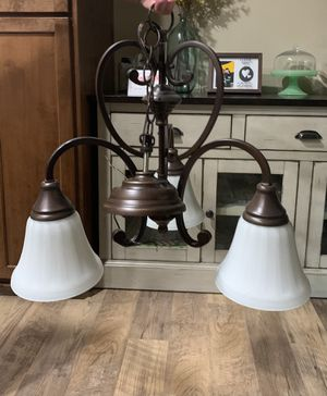 Dining room light for Sale in Tualatin, OR