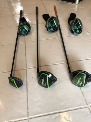 Golf clubs prank formula 12, 10.5 and 3 for Sale in Port St. Lucie, FL