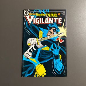 DC Vigilante #20 for Sale in Altadena, CA