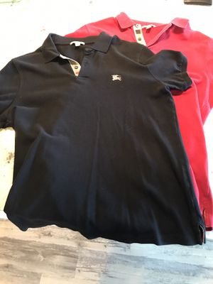 Burberry Polo for Sale in Fort Worth, TX