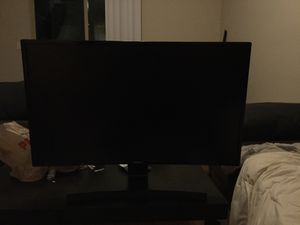 27inch Samsung curve monitor for Sale in Tempe, AZ