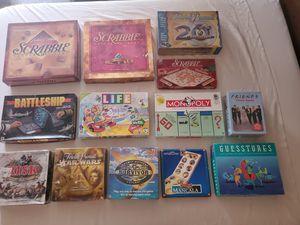 Board Games READ DESCRIPTION for Sale in Las Vegas, NV