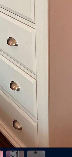 White Wayfair Dresser for Sale in Los Angeles,  CA