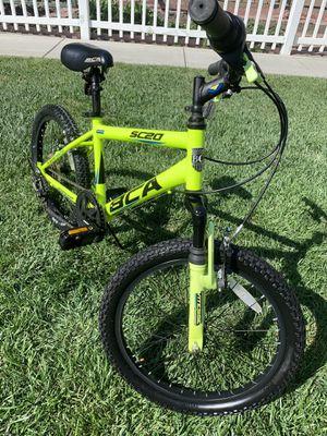 "BCA 20"" Boys Bike for Sale in West Sacramento, CA"